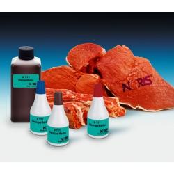 Encre pour marquage de le viande