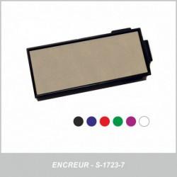 Encreur S-1723-7 pour tampon S-1723