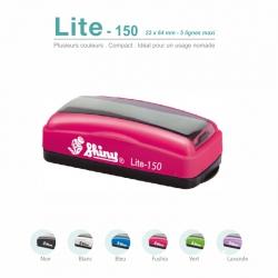 Tampon de poche - LI 150 Flash Pré-encré