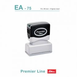 Tampon Flash Pré-encré EA-75