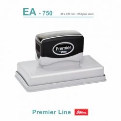 Tampon Flash Pré-encré EA-750