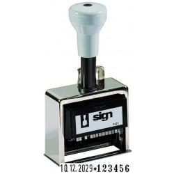 Folioteur-Dateur M3371 / 4.5 mm / Cage métallique