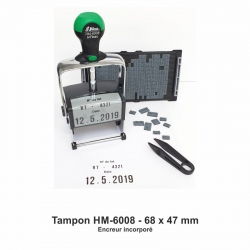 Tampons autoclips