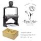 Tampon PRO grand format pour Sac kraft & Packaging