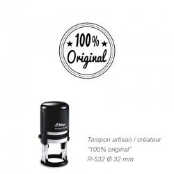 Tampon « 100% original »