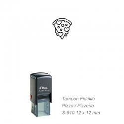 Tampon Fidélité Pizza / Pizzeria