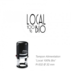 Tampon « Local 100% Bio »
