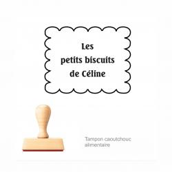 Tampon biscuit / cookies